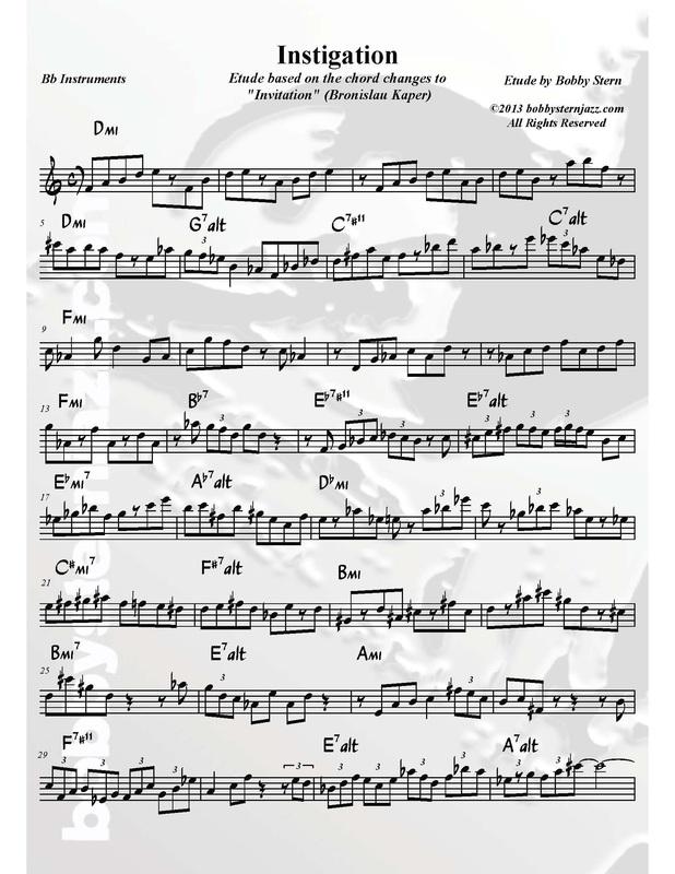 The jazz sax improvisation blog of saxophonist bobby stern picture stopboris Choice Image